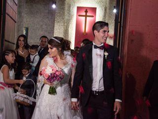 La boda de Sarahí y Carlos