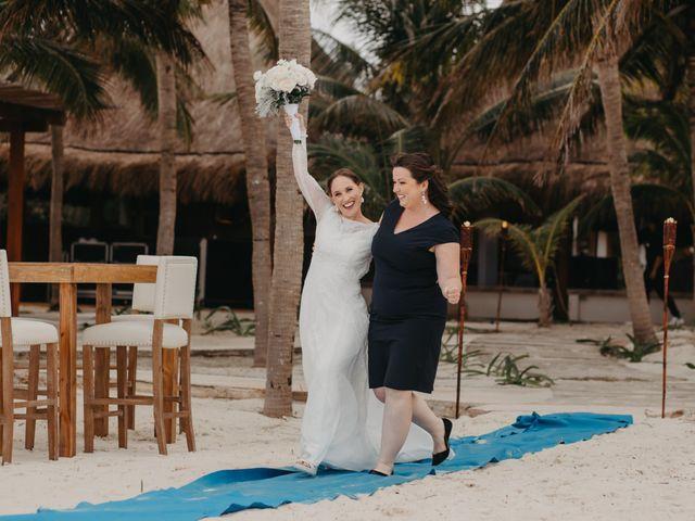 La boda de Javi y Ana en Cancún, Quintana Roo 7