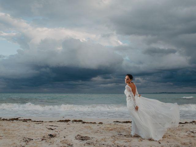 La boda de Javi y Ana en Cancún, Quintana Roo 10