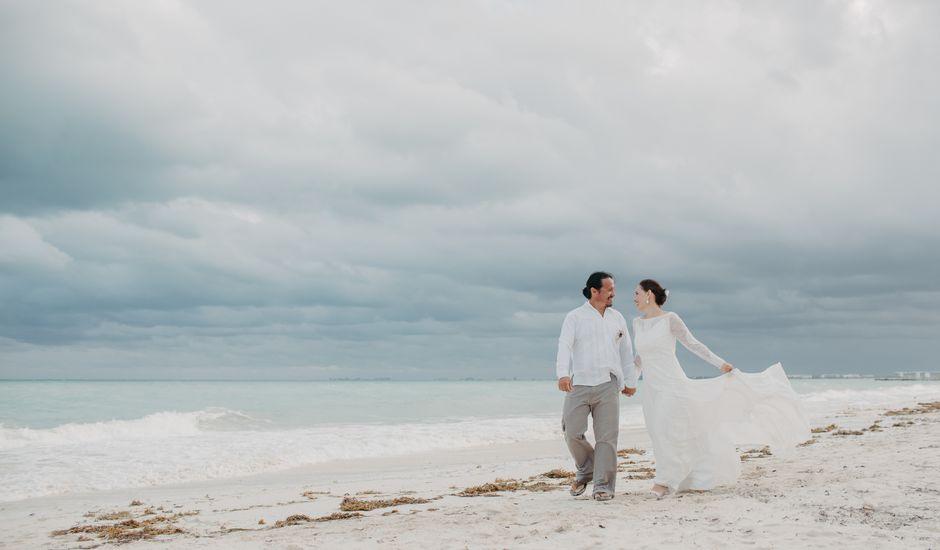 La boda de Javi y Ana en Cancún, Quintana Roo