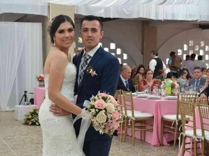 La boda de Ofelia y Miguel