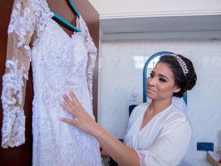 La boda de Karen y Wiston 2
