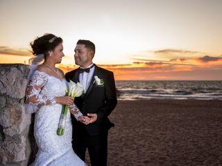 La boda de Karen y Wiston