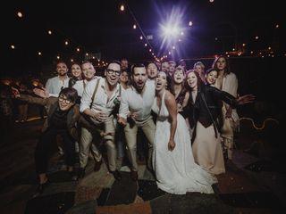La boda de Cassie y Zack