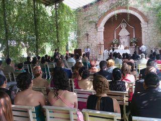 La boda de Karen y Ivan 2