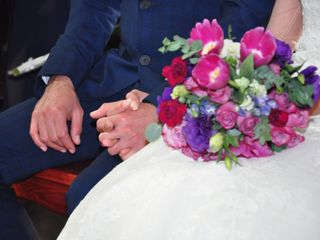 La boda de Ofelia y Miguel 1