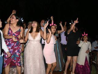 La boda de Candelaria  y Dylan   3