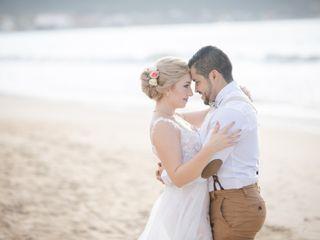 La boda de Karen y Aldo 2