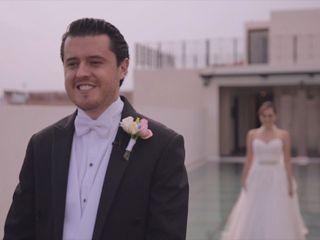La boda de Mariana y Joaquín 2