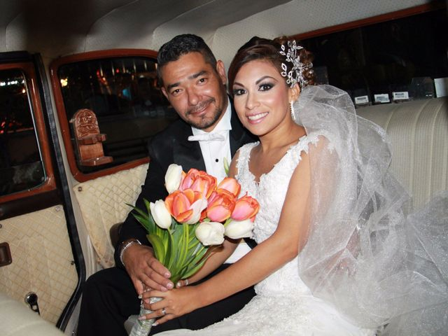 La boda de Mildred y Fernando