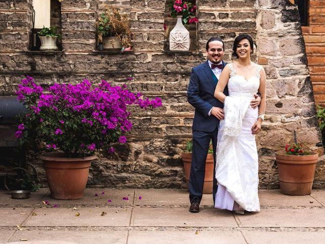 La boda de Diana y Andoni