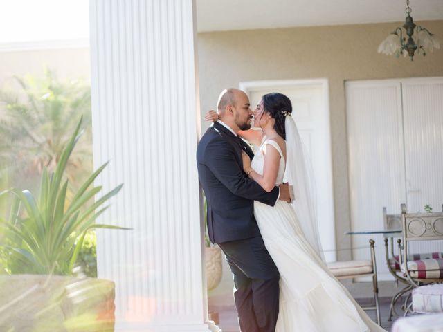 La boda de Lucy y Enrique