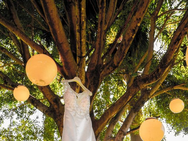 La boda de Gerson y Jomara en Jojutla, Morelos 1