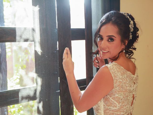 La boda de Gerson y Jomara en Jojutla, Morelos 12