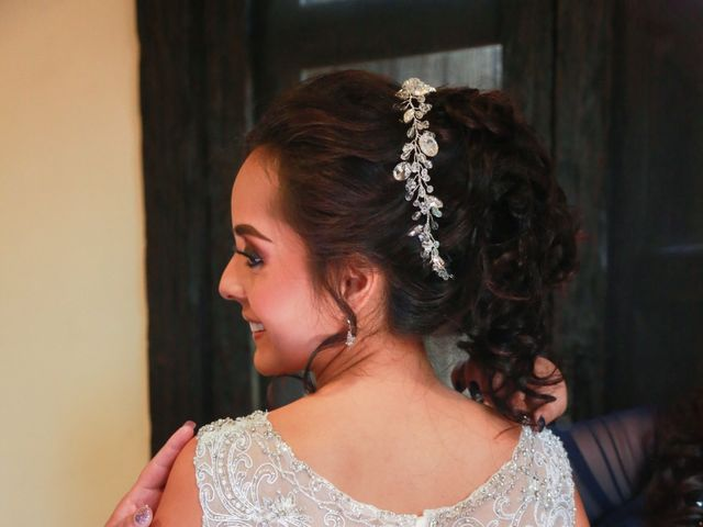 La boda de Gerson y Jomara en Jojutla, Morelos 13