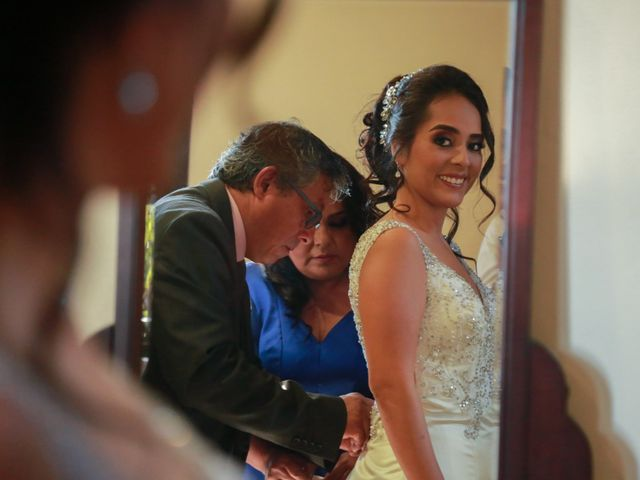 La boda de Gerson y Jomara en Jojutla, Morelos 14