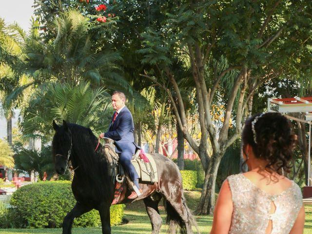 La boda de Gerson y Jomara en Jojutla, Morelos 16