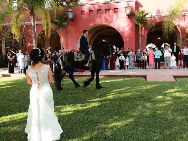 La boda de Gerson y Jomara en Jojutla, Morelos 17