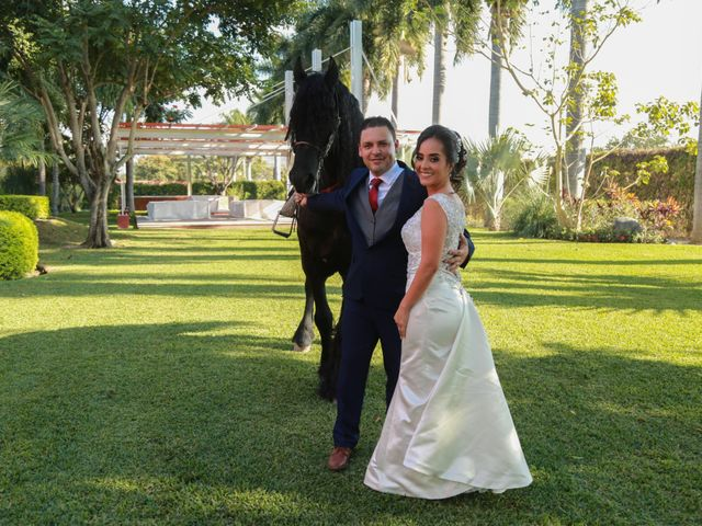 La boda de Jomara y Gerson