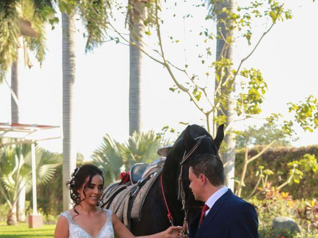 La boda de Gerson y Jomara en Jojutla, Morelos 19