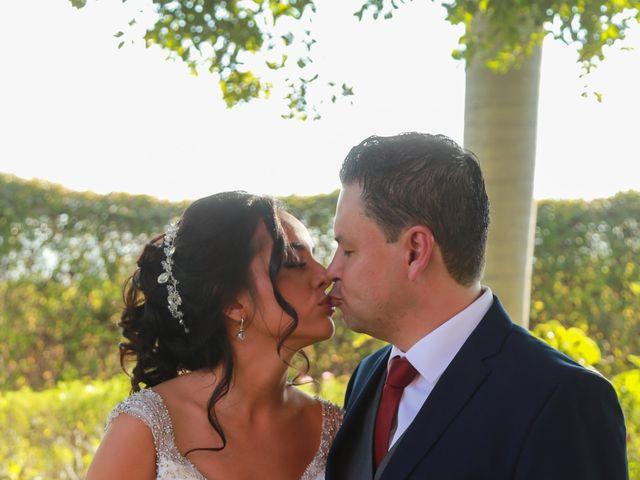 La boda de Gerson y Jomara en Jojutla, Morelos 25