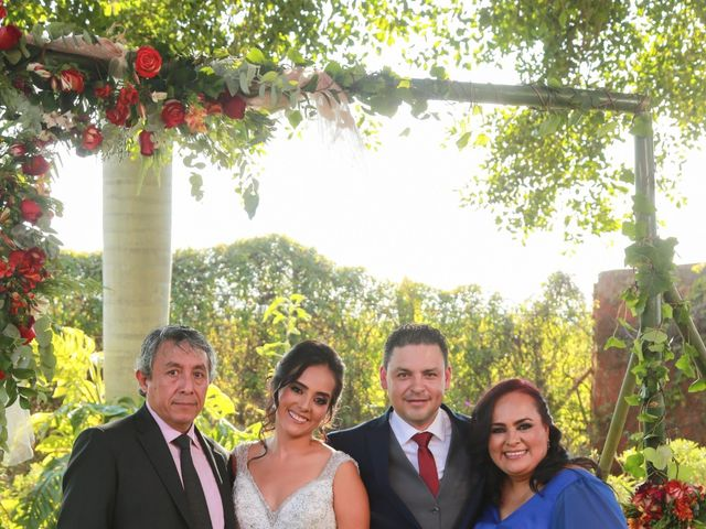 La boda de Gerson y Jomara en Jojutla, Morelos 28