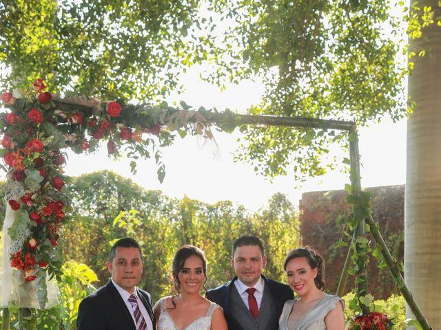 La boda de Gerson y Jomara en Jojutla, Morelos 29
