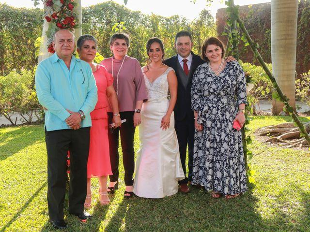 La boda de Gerson y Jomara en Jojutla, Morelos 30