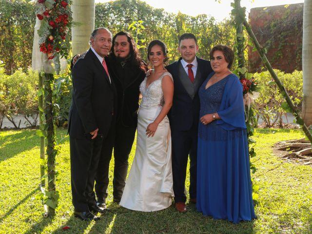 La boda de Gerson y Jomara en Jojutla, Morelos 31