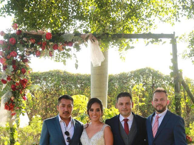 La boda de Gerson y Jomara en Jojutla, Morelos 37