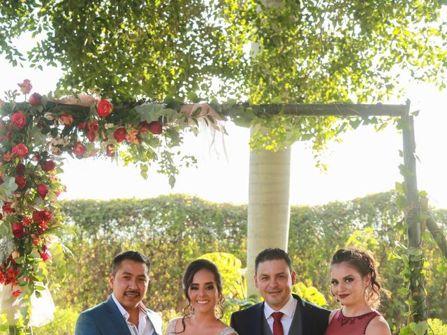 La boda de Gerson y Jomara en Jojutla, Morelos 39
