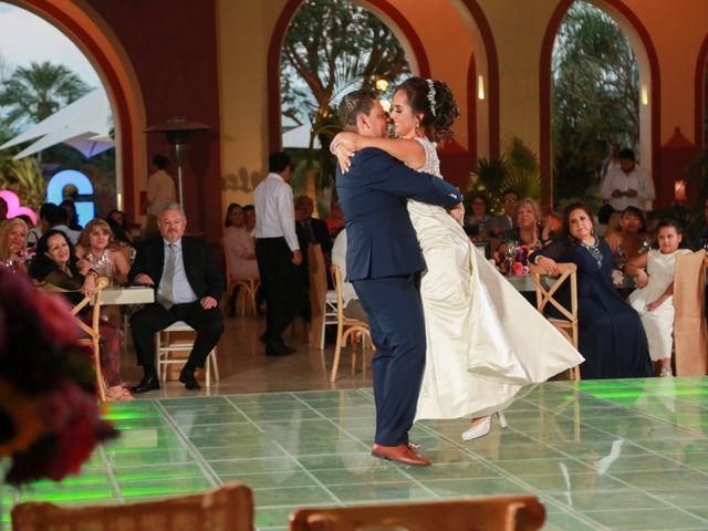 La boda de Gerson y Jomara en Jojutla, Morelos 42