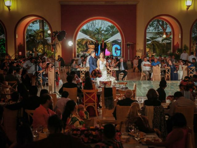 La boda de Gerson y Jomara en Jojutla, Morelos 43