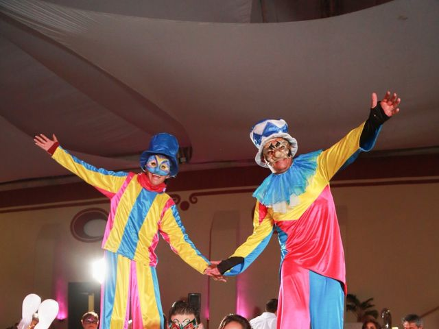 La boda de Gerson y Jomara en Jojutla, Morelos 49