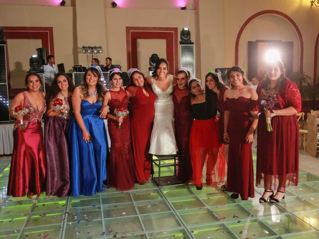 La boda de Gerson y Jomara en Jojutla, Morelos 51