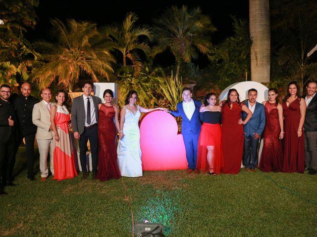 La boda de Gerson y Jomara en Jojutla, Morelos 53