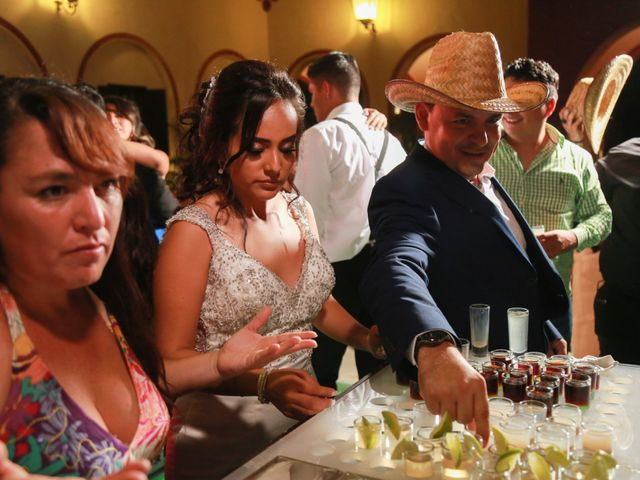 La boda de Gerson y Jomara en Jojutla, Morelos 56
