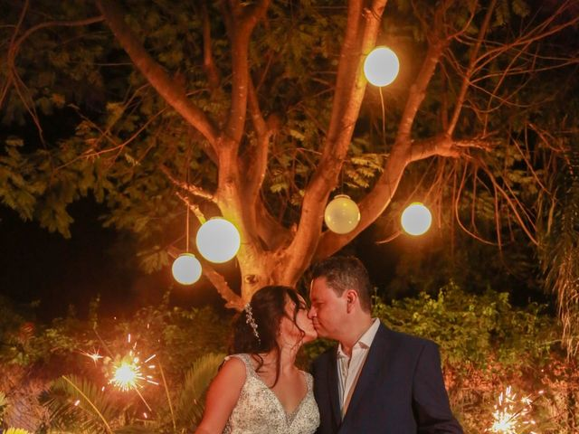 La boda de Gerson y Jomara en Jojutla, Morelos 58