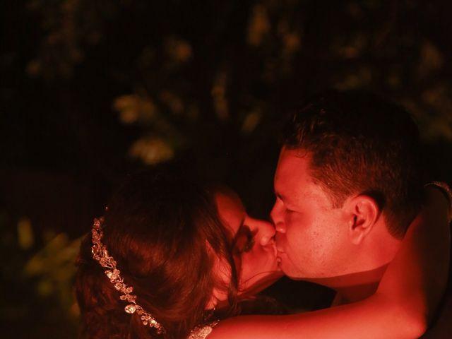 La boda de Gerson y Jomara en Jojutla, Morelos 2