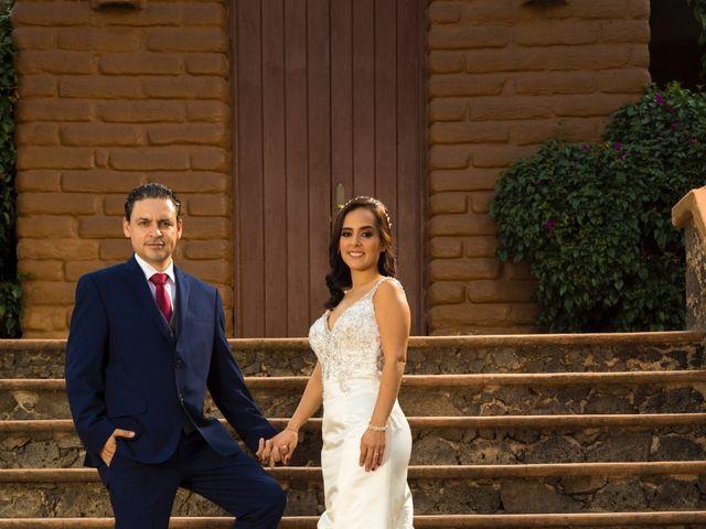 La boda de Gerson y Jomara en Jojutla, Morelos 67