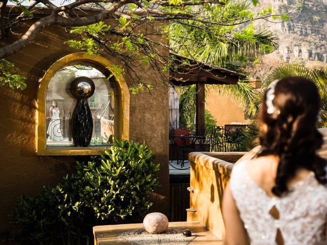 La boda de Gerson y Jomara en Jojutla, Morelos 69