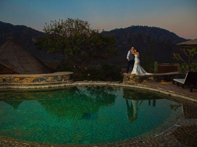 La boda de Gerson y Jomara en Jojutla, Morelos 76