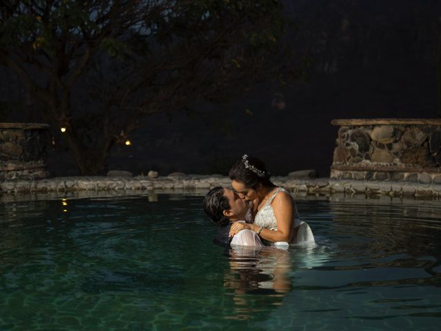 La boda de Gerson y Jomara en Jojutla, Morelos 78