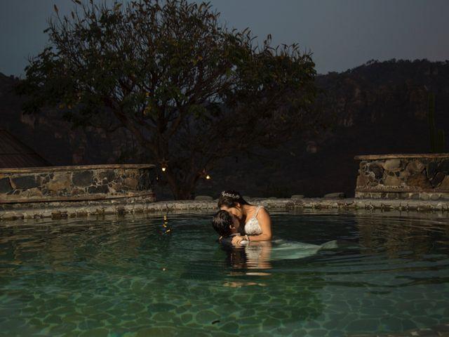 La boda de Gerson y Jomara en Jojutla, Morelos 79