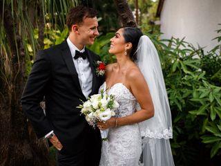 La boda de Cynthia y Christopher