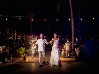 La boda de Karla y Alexandre
