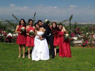 La boda de Araxy y Mauricio 1