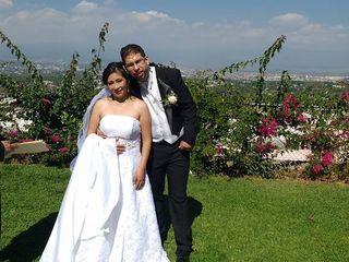 La boda de Araxy y Mauricio 3