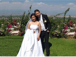 La boda de Araxy y Mauricio