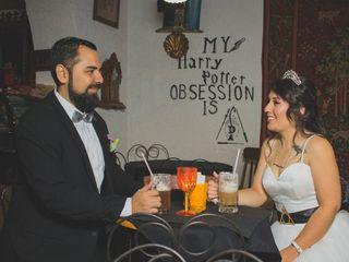 La boda de Lesslie  y Daniel  2